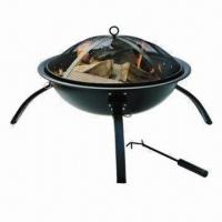 Cheap Fire Pit with Folding Legs for sale