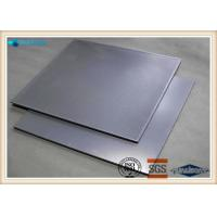 Cheap Surface Brushed Custom Aluminum Plate Flat Aluminum Sheet Natural Appearance for sale