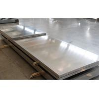 Cheap 3003 Brushed Aluminium Alloy Sheet 1200 - 2650 Mm Width Corrosion Resistance for sale