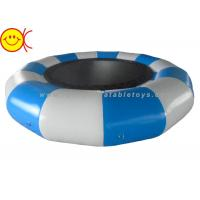 Cheap Large Inflatable Water Park / Inflatable Water Bouncer Games For Both Kids and Adults for sale
