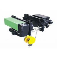 China Low Headroom Europe Three Phase 5 Ton Electric Wire Rope Hoist on sale