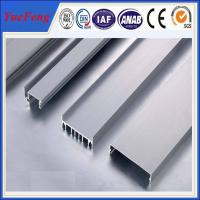 Aluminum Profile For Channel Letter Extrusion Customized