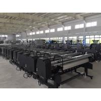 Cheap Outdoor Flex Printer.3.2M ALPHA eco solvent printer with dx5 head for sale