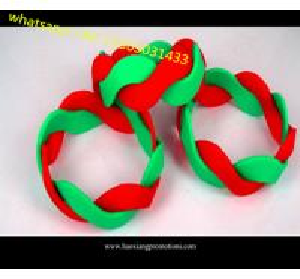 Cheap new design sport Custom Logo size design cheap bracelet promotional items for sale