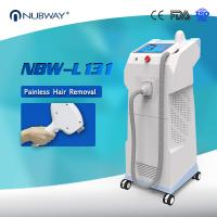 Cheap 2016 new products 808nm diode laser hair removal/ laser hair removal hair reduction machine with Gernany laser bars for sale