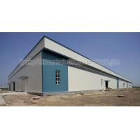 Cheap Q235B Q345B Steel Building Workshop Construction Steel Structure Hangar wholesale