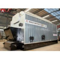 Cheap Solid Fuel 10 Bar Industrial Coal Fired Steam Boiler For Steam Distillation for sale