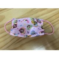 Cheap Printed Cloth Protective Odorless Disposable Children Mask for sale