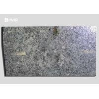 Cheap High Polished Quartz Grey White Slab SGS Approved Stain Resistant for sale