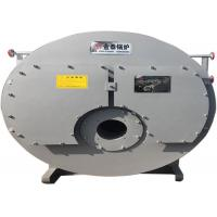 Cheap 1000kg 1 Ton Industrial Diesel Oil Fired Steam Boilers For Pharmaceutical Factory for sale