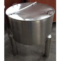 Cheap Vertical 500L Temporary Storage Tanks , Round Temporary Water Tank for sale