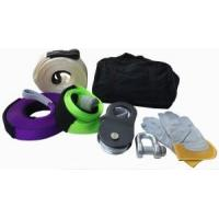 Cheap Recovert Kit 12000lb, Bag / Strap / Tree Trunk Protector / Bow Shackle / Winch Extension Strap for sale