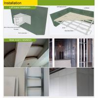 Slab Floor Panel Calcium Silicate Board With Fireproof