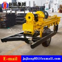 Cheap KQZ-180D gas and electricity linkage DTH drilling rig for sale