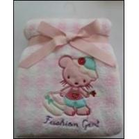 Cheap Embroidered Baby Blanket (ABTX-101) for sale