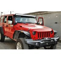 Cheap Jeep Wrangler Falcon Grills Eagle Eye Grills Plastic for sale