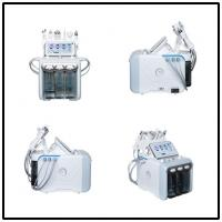 China 2018 Nubway Newest Multifunction 6 in 1 h2o2 machine Hydrogen Oxygen Small Bubble Facial Machine on sale