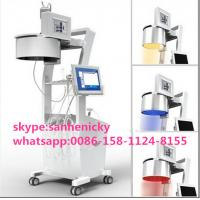 China Laser hair regrowth with analyzer for blue hair / biolight laser hair regrowth / best hair on sale