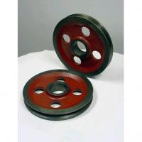 Cheap Sand Casting Iron  Pulleys(Size:custom) for sale