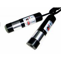 Buy cheap Focus adjustable red line laser module from wholesalers