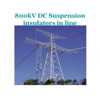 Cheap EHV Transmission Line Composite Suspension Insulator 800kV  IEC 61109 Standard wholesale