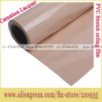 China PVC stretch ceiling film on sale