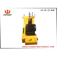 Commercial / Residential Floor Self Propelled Scarifier For Clearing Road Marking