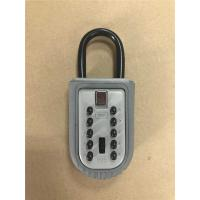 Cheap Portable Safe Push Button Key Lock Box Combination Lock for Realtors for sale