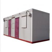 China Assemble  Movable Container House Light Steel Structure For Apartment on sale
