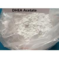 Cheap DHEA Acetate 1239-31-2 Muscle Gaining 99% Purity Strong Effect USP Standard for sale