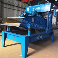 China Glass Raw Material Sand Recovery Machine High Safety With Slurry Pump on sale