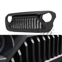 Cheap ABS Front Bumper Grille For Jeep Wrangler Jl 2018 / Car Front Grill Parts for sale