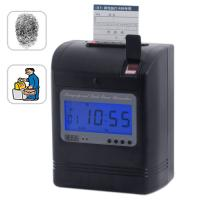 China Biometric Punch Card Time Recorder Card Time Clock (HF-FTC2) on sale