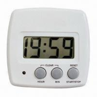 China Digital Timer for Count Down and Up, with 19 Hours and 59 Minutes Timing Range on sale