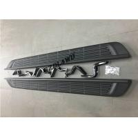Cheap 4x4 Auto Parts For  Ranger Side Step Bar Plastic Running Boards Ranger PX Wildtrak 2015 2016 for sale
