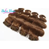 Cheap Wet And Wavy Virgin European Human Hair Extensions with No Shedding for sale