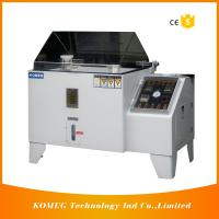 Cheap Programmable / Button Type Salt Spray Corrosion Environmental Test Chamber for sale