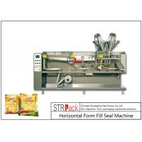 Cheap Food / Chemical Industrial Powder Bag Packing Machine With Servo Driven Auger Filler for sale