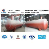Cheap factory sale best price ASME standard DN2400 50cubic buried lpg gas storage tank, 20tons lpg gas storage tank for sale for sale