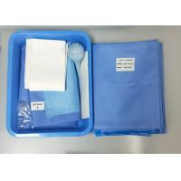 Cheap Essential Basic Procedure Packs Medical Devices Plastic Instrument Tray Found for sale