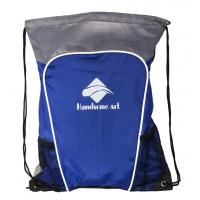 Cheap Fashional Style Drawstring Bags with Phone Pocket for Promotional-HAD14025 for sale