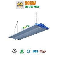 Buy cheap IP65 500w industrial linear led lighting 80000lm 3030smd led linear light from wholesalers