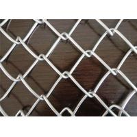 Cheap Electro - Galvanized Chain Link Fence Stainless Steel Twisted Barb Edge 5x5cm for sale