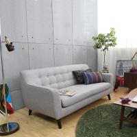 Cheap Best Selling Sectional Velvet Three Seat Sofa For Meeting Room wholesale