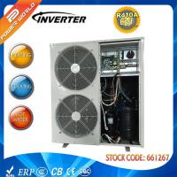 Cheap 10.2 & 16.5 Kw High Cop Heat Pump Heat Source Pump In Floor Heating Or Cooling for sale