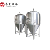 China 100mm PU Insulation 1000L Beer Fermentation Tank on sale