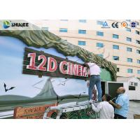 Cheap Shopping Center  XD Theatre With Electronics Motion Seats Panasonic Projector for sale