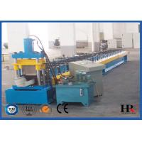 China Fully Automatic M Door Frame Making Machine With 12 Stations High Grade Steel on sale