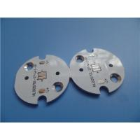 Buy cheap Single Sided Aluminum PCB 1W / MK 6061 Aluminum HASL Pb Free and 2 oz copper thick from wholesalers