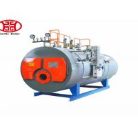 Cheap Italy Burner Automatically Horizontal Fire Tube Boiler Natural Gas Or Diesel Fired for sale